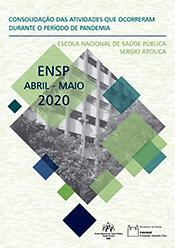 Minicapa do relatório de atividades durante o período de pandemia - Abril e Maio de 2020